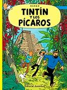 Les albums des Aventures de Tintin